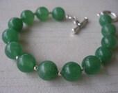 Lady Luck Green Adventure Stone Bracelet