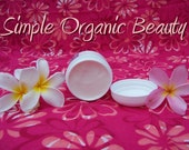 Skin Lover Large 8 oz Fragrance Free or You choose a Scent Organic Face / Body Cream w/ African Shea Butter