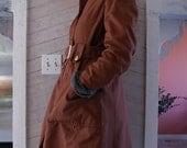 Burnt Sienna LONDON FOG Trench Coat
