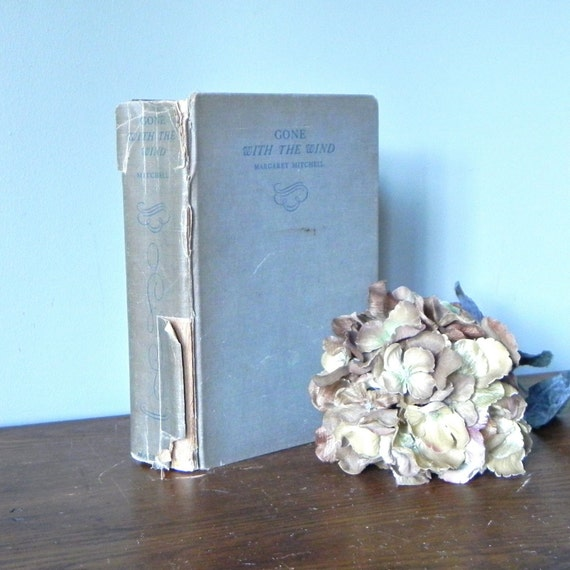 Gone with the Wind by Margaret Mitchell - September edition 1936