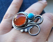 40% OFF ON SALE Inspired Ring in Sterling Silver