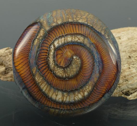 Ammonite Bead