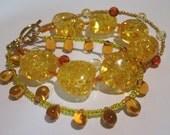 Amber Waves Bracelet