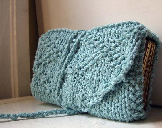 Knit Pattern Tarot Bag : Knit tarot wrap. tarot bag. Diamante in sky blue