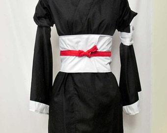 Custom Bleach Lieutenant Kurotsuchi Nemu Costume