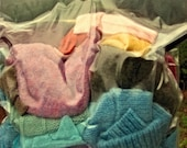12 oz. pure wool and cashmere scraps-destash