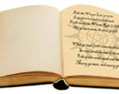 Wiccan Rede on heavy parchment ready for your spell book