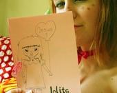 Lolita Issue 1 Zine