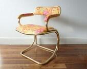 r e s e r v e d Modern Gold Glam Chair. Perfect Desk Chair