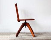 r e s e r v e d Modern Child's Desk Chair