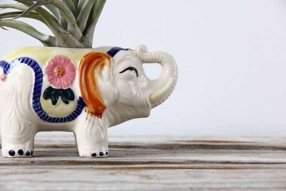 Indian Elephant Planter