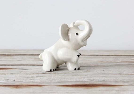 Small Elephant Planter