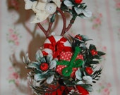Vintage Holiday Decoration