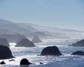 MENDOCINO COAST fine art photo 8 by 12