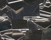 Aluminum  Squares - 20 Gauge, stamping blanks, metal blanks, aluminum sheet blanks, hypo-allergenic blanks, food safe blanks