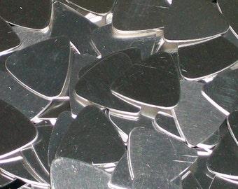 Aluminum Guitar Picks - Qty 5