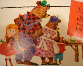 1966 Wonderland Records The Three Bears and other stories