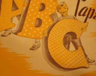 ABC  Music Book