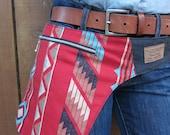 Southwest Native Love Hip Bag// Not Like Hulk Hogan's Fanny Pack