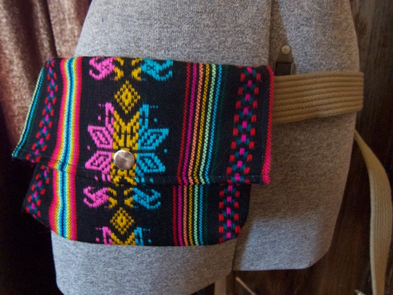 FlowerCambaya Belt hip Bag