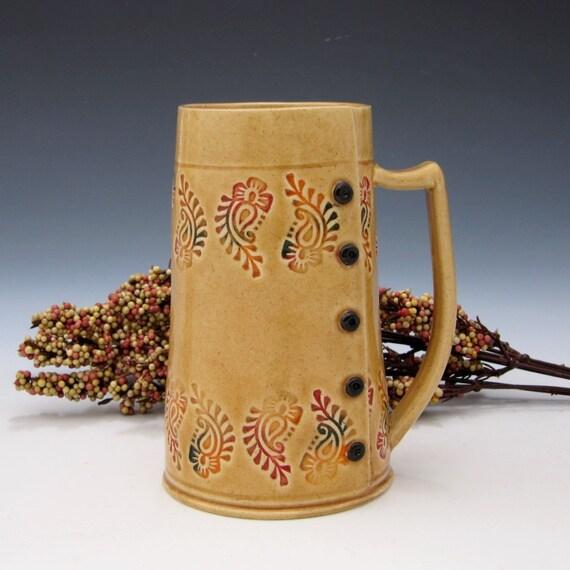 Large Coffee Mug / Beer Stein