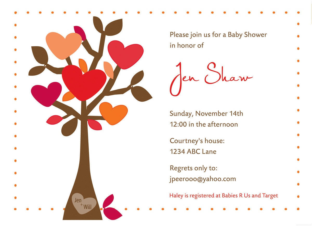 Fall Wedding Invites with luxury invitations example