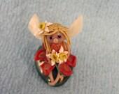 Bloempot Fairies - Daffodil Garden Fairy