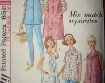 1964 Vintage Maternity Pattern