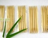 FREE SHIPPING 17 Size Bamboo Knitting Needles DP 5 inches UK 14-000