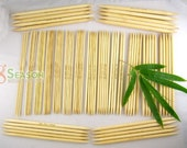 17 Size Sets Bamboo Knitting Needles DP 8'' UK 14-000