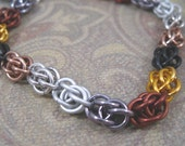 Maester's Chain Chainmaille Bracelet