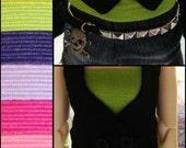 you pick. custom msd studded belt.