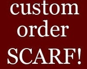 MERRY GO ROUND KNIT SCARF 2