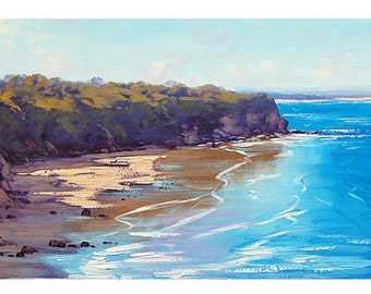 Realistic SEASCAPE Oil PAINTING By Award Winning Artist