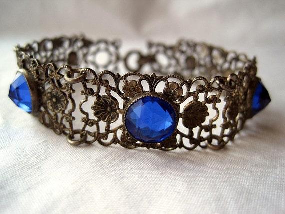 Vintage Bracelet - Art Deco
