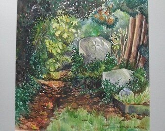 Tranquility - Original Painting