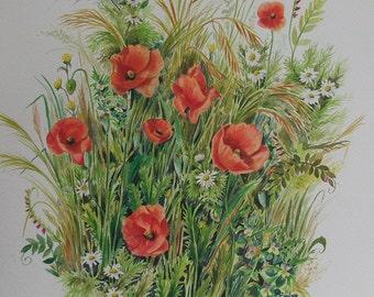 Meadow - Original Painting
