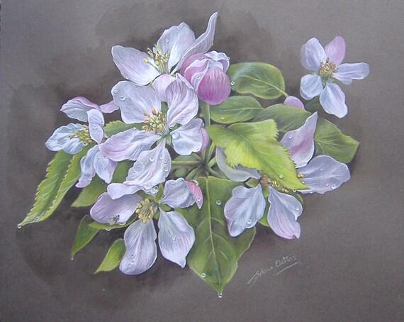 After The Rain - original painting