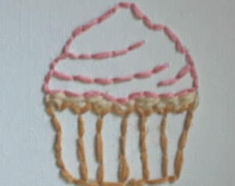 Eye Heart Stitchery - I Love Cupcakes