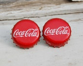 Coca-Cola Cufflinks