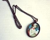 The Little Unseamer  -  Meluseena necklace pendant