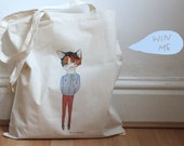 Win a kitty tote - sponsorship for the Great North Swim