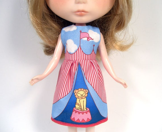 DIY Blythe Dress Kit