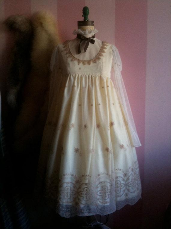 Cinnamon and Sugar Dress