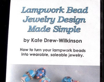 Lampwork Beads to Jewelry Video by KateDW