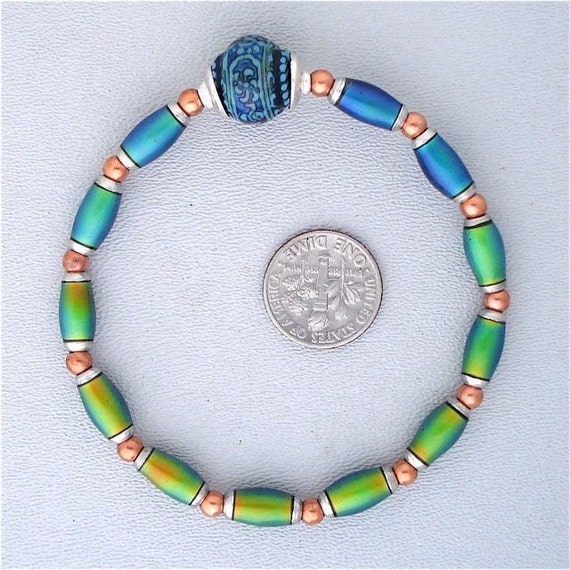 Mirage Bead  Bead Bracelet Thermal Sensitive Color Changing Beads