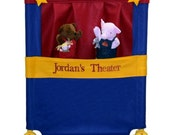 Personalized Puppet Theater