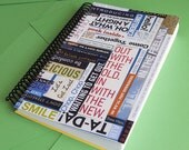 In With the New 18-month Daily Planner 2012-2013