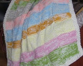 Woven Knit Blanket