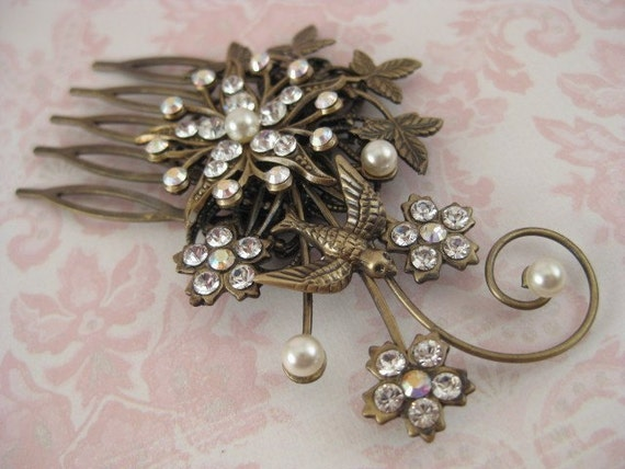 Winsome Enchanting Hair Accessory.